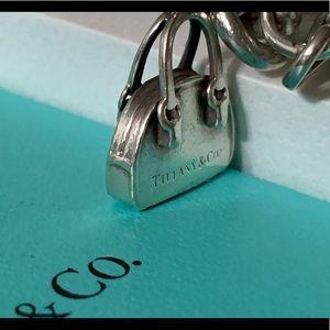 Tiffany & Co. purse handbag charm ITALY authentic